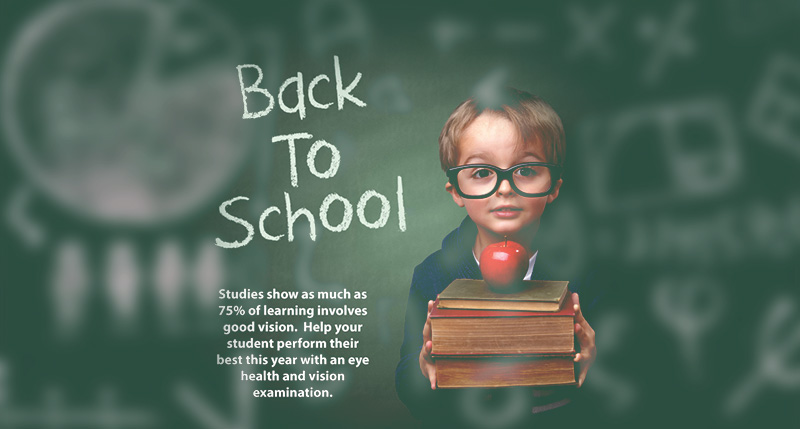 back to school vision pediatric eyecare local eye doctor near you