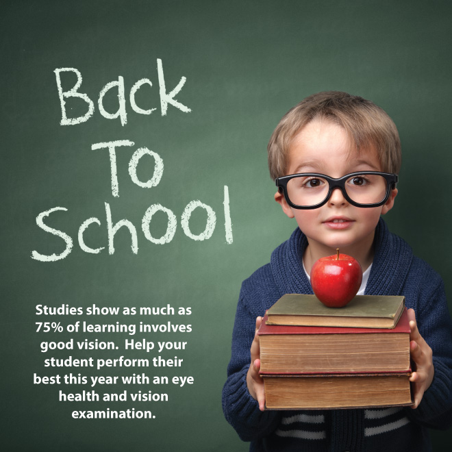 back to school your local eye doctor back to school designer sunglasses frames lenses contacts