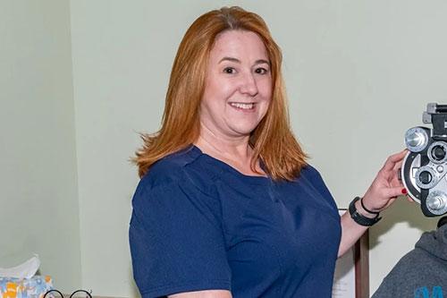 Gina Ramey, CPOT